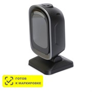 Стационарный сканер штрих-кода MERTECH 8500 P2D Mirror Black в Ульяновске